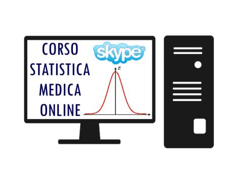 Corso Statistica Medica online